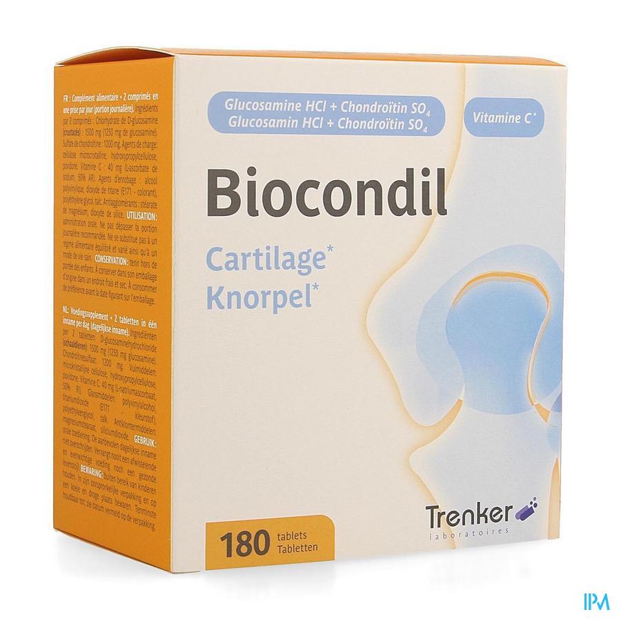 Biocondil Nf Comp 180 Rempl.2641157