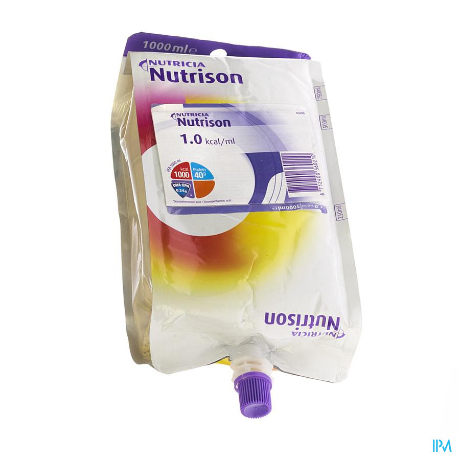 Nutrison Pack 1000ml Remplace 1237-452