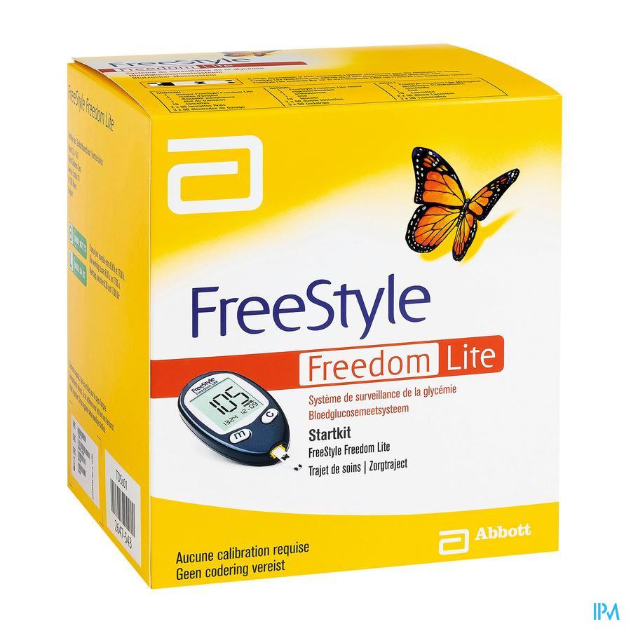 Startkit Freestyle Freedom Lite Trajet de Soins