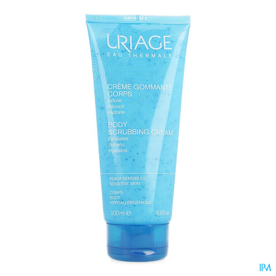 Uriage Creme Gommante Corps 200ml