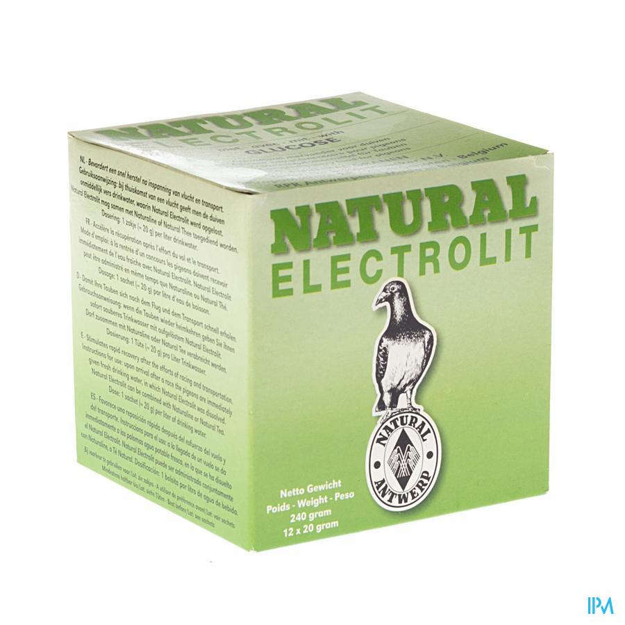 Natural Electroliten Zakje 12