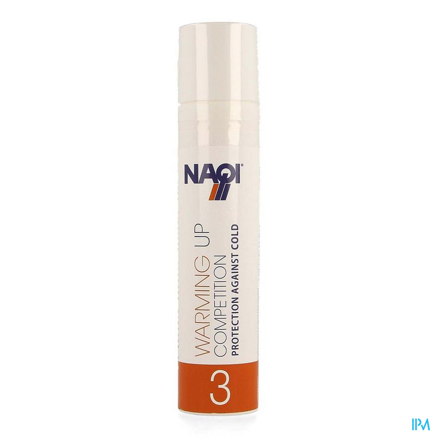 Naqi Warming Up Competition 3 Lipo-gel 100ml Nf