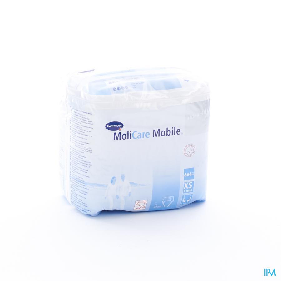 MOLICARE MOBILE BESCHERMING          XS 14 9158400