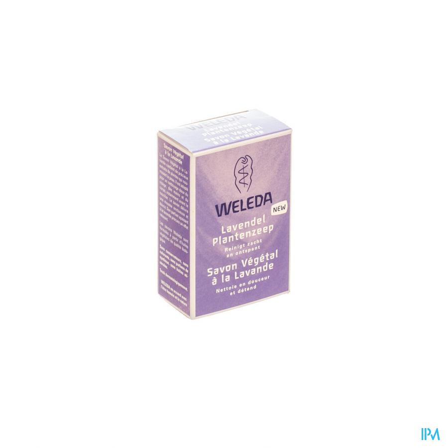 Weleda Zeep Planten Lavendel 100g