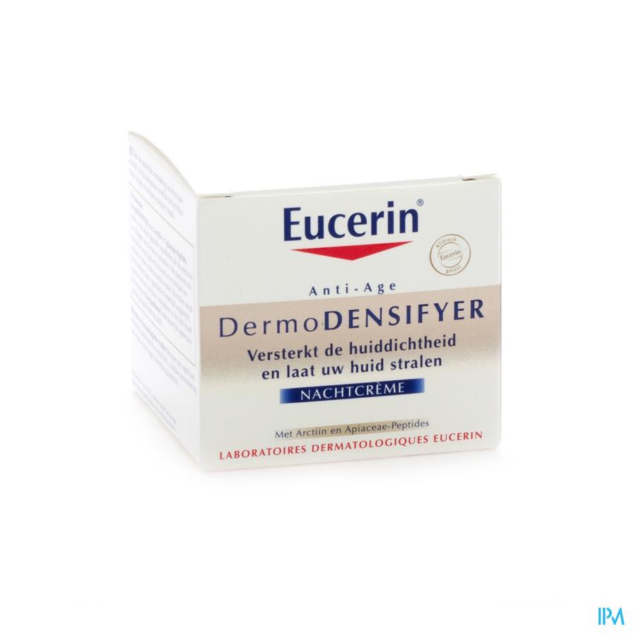 EUCERIN DERMO DENSIFYER NACHTCREME NF 50ML