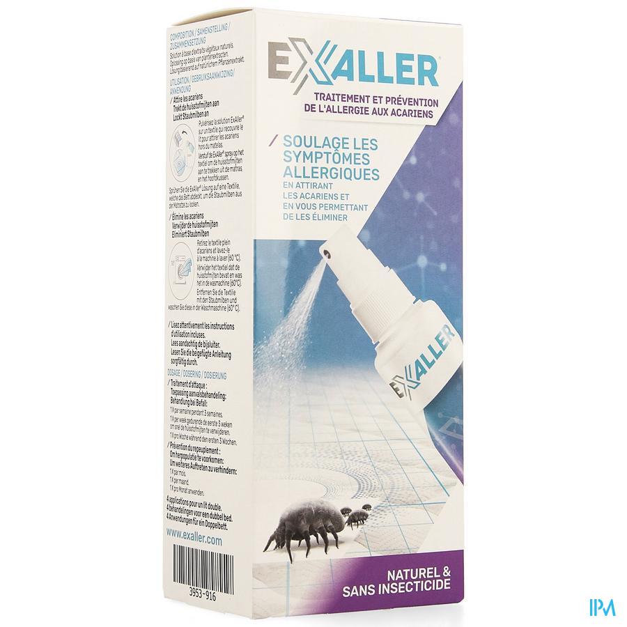 Exaller Allergie Acariens Spray 150ml