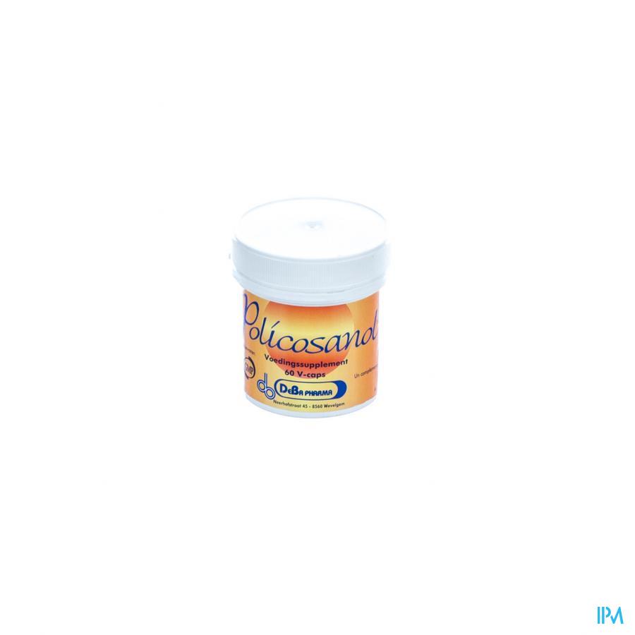 Policosanol Caps 60x10mg Deba