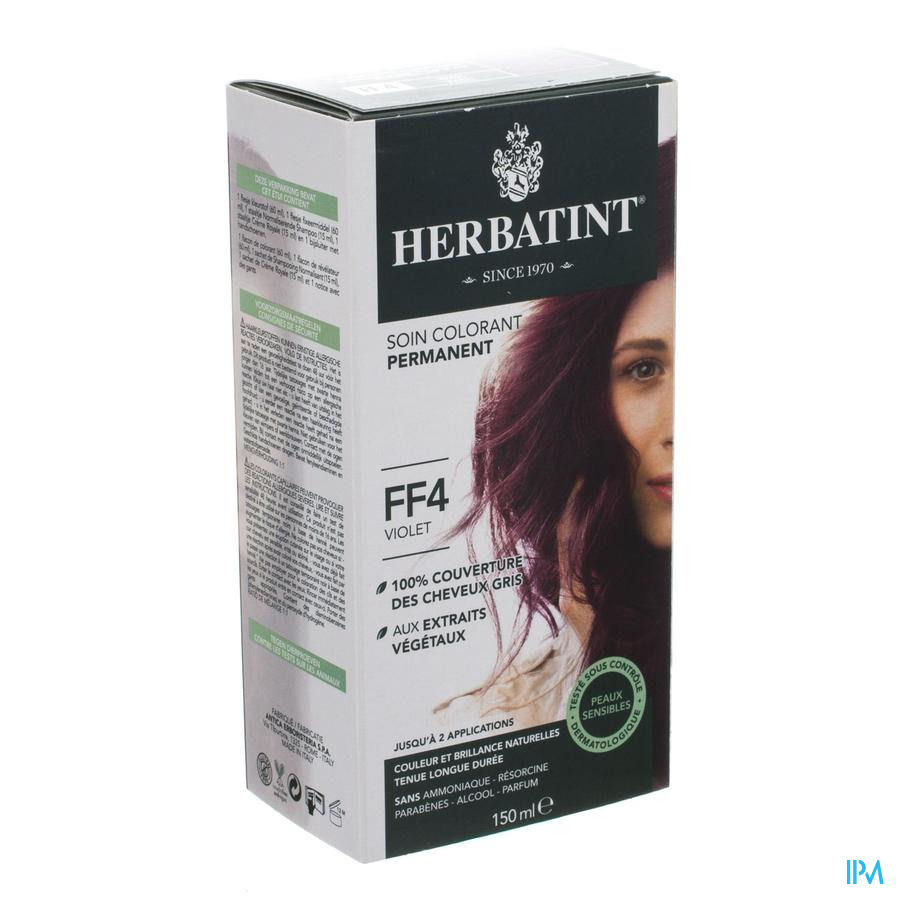 Herbatint Flash Fashion Ff4 Violet 140ml