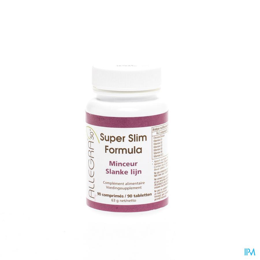 Allegra Super Slim Formula Tabl 90 Rempl.2282655