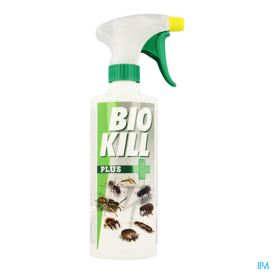 Biokill Plus Insectenspray 500ml Cfr3908613