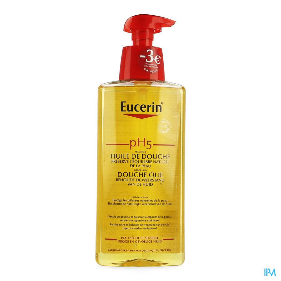 Eucerin Ph5 Huile Douche 400ml Promo -3€