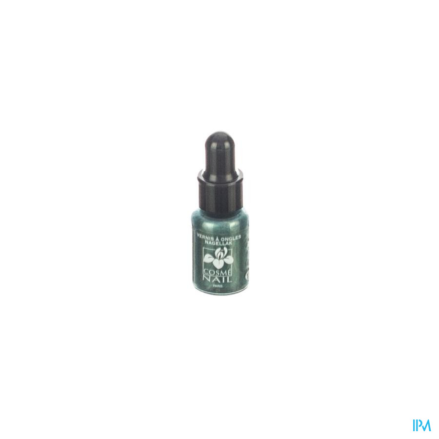 Lisandra Cosmenail Vao 107 Vert Fonce Nacre 5ml