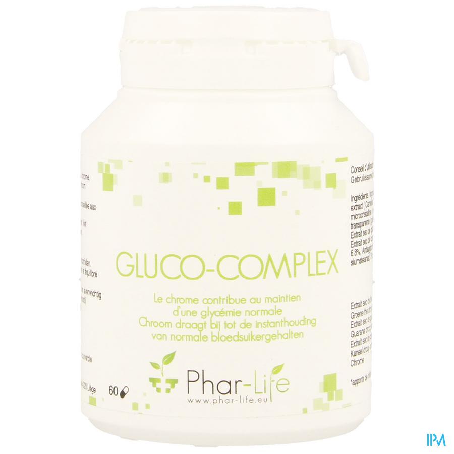Phar Life Gluco-complex Caps 60