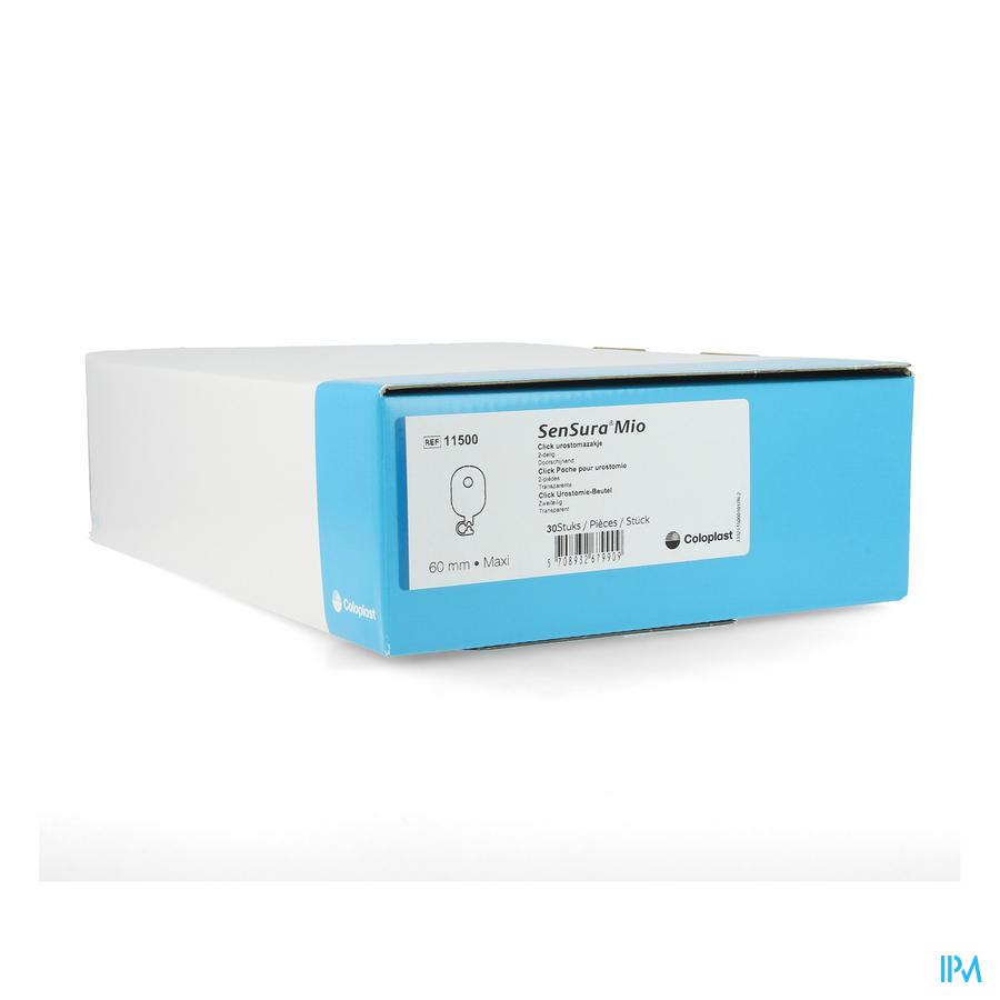 Sensura Mio Click 2p Z/uro Maxi Tr. 60mm 30 11500