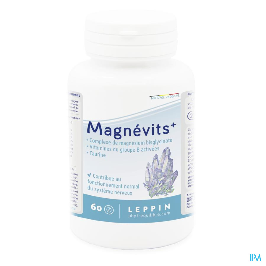 Leppin Magnevits Plus Comp 60