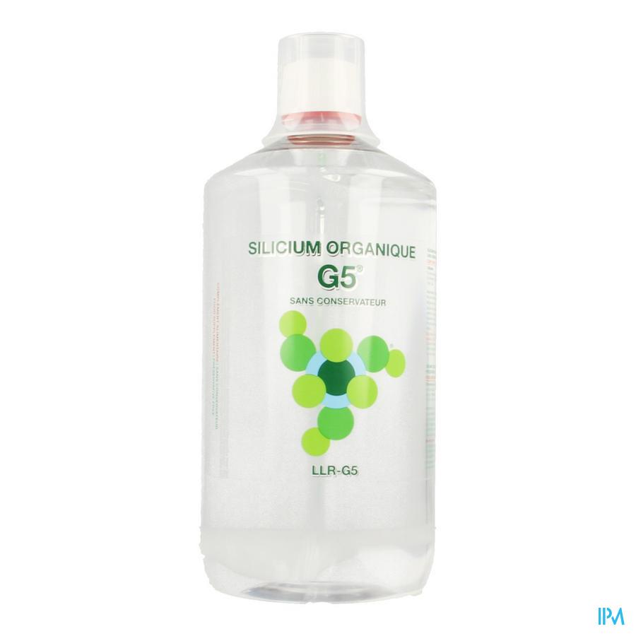 Organisch Silicium G5 Z/bewaarmiddelen 1000ml