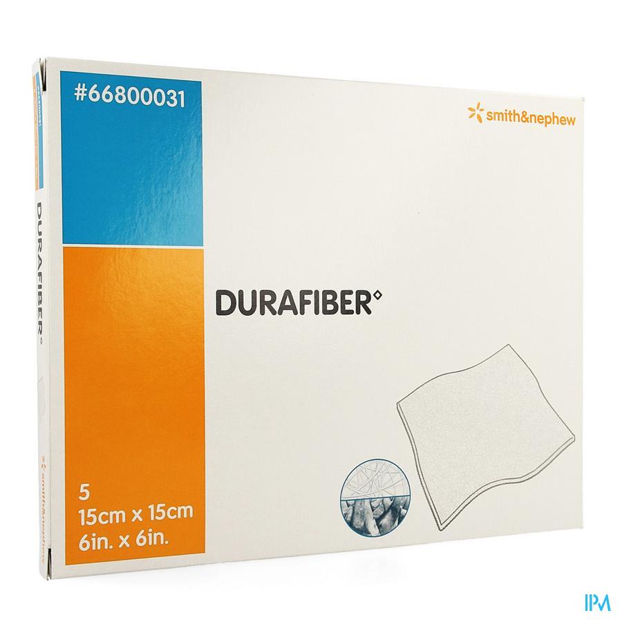 Durafiber Verband 15x15cm 5