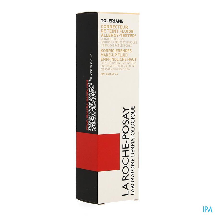 La Roche Posay Toleriane Fdt Correct.fluide 11 Bge Clair 30ml
