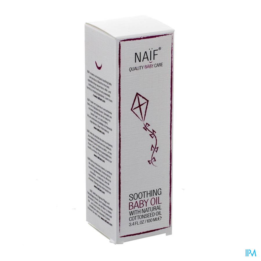 Naif Olie Verzachtend Baby 100ml