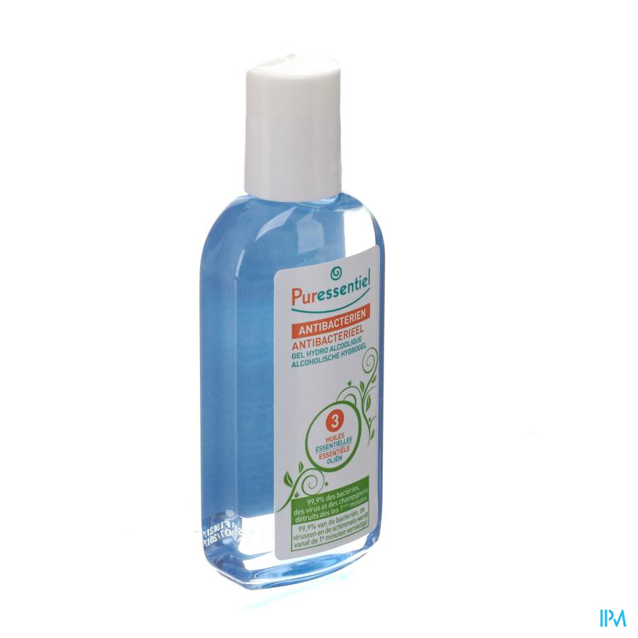 Puressentiel A/bacter.gel Hydro Alc.3 Hle Ess 80ml