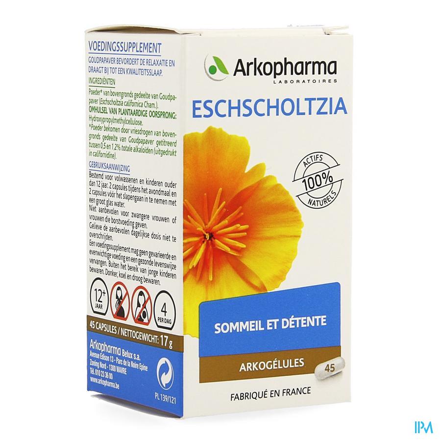 Arkogelules Escholtzia Vegetal 45