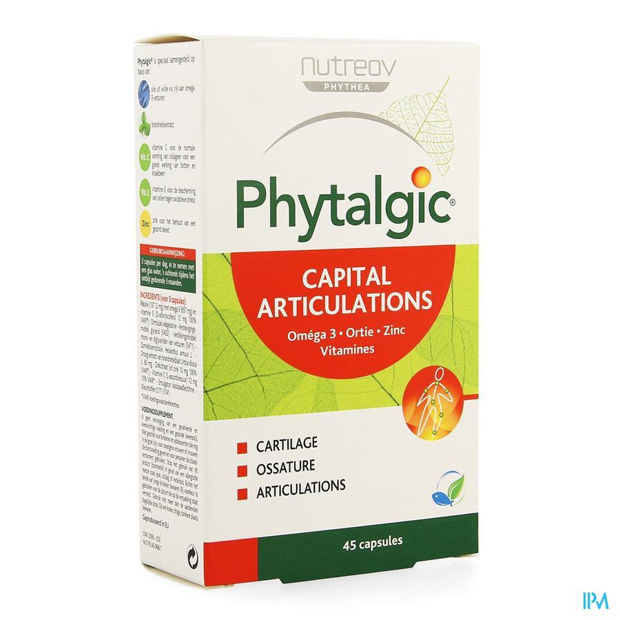 Phytalgic Caps 3x15