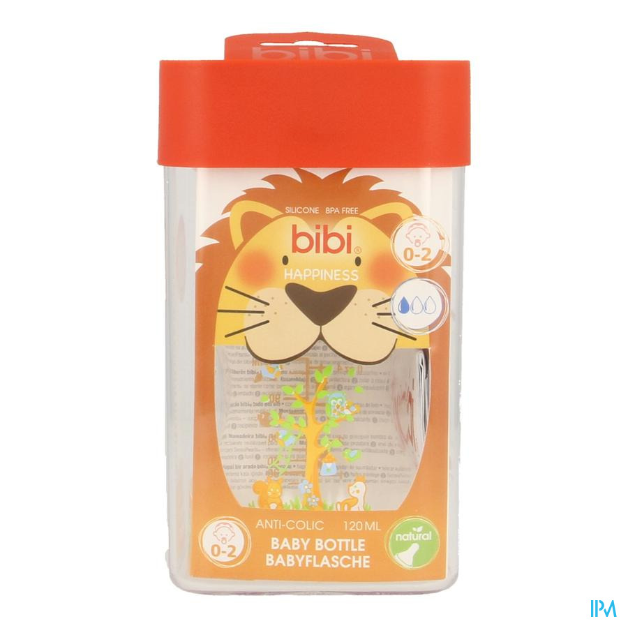 Bibi Zuigfles Hp Play With Us 120ml