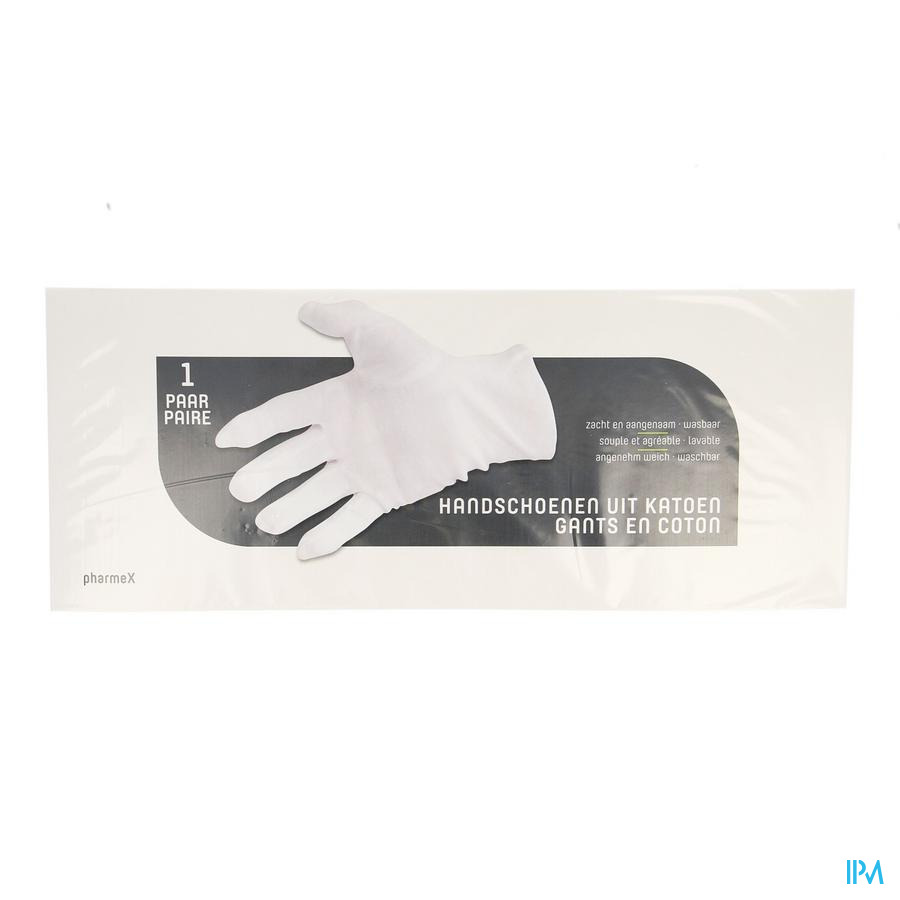 Pharmex Gants Coton X-large 2