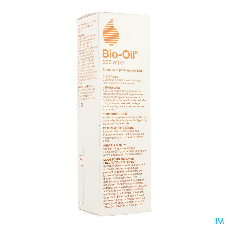Bio-oil Huile Regenerante 200ml