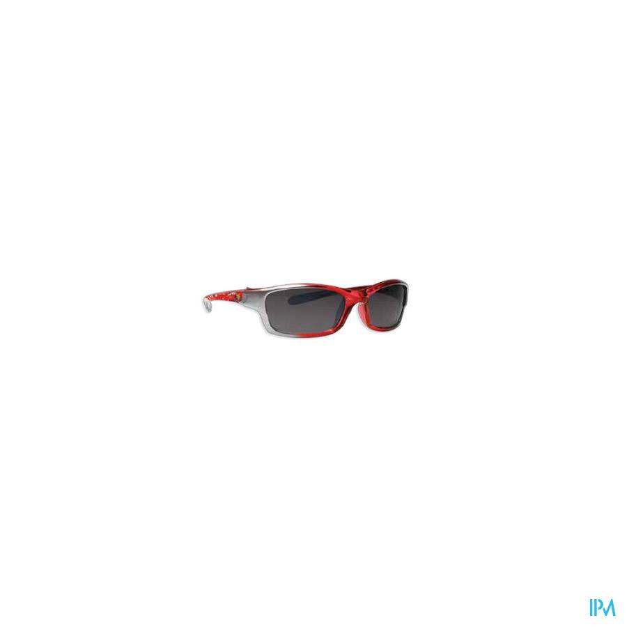 Afbeelding Disney zonnebril kids cars rood.
