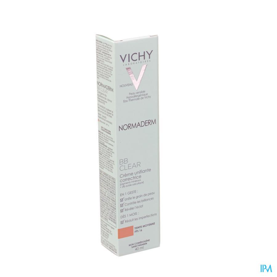 Vichy Normaderm Bb Medium 40ml