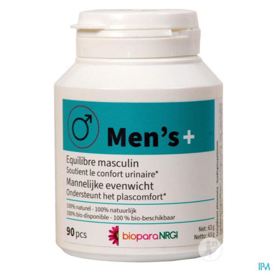 Mens + Pot Caps 90