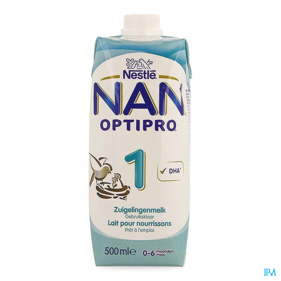 NAN OPTIPRO 1 500 ML