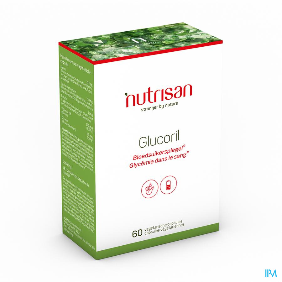Glucoril  60 Caps Nutrisan