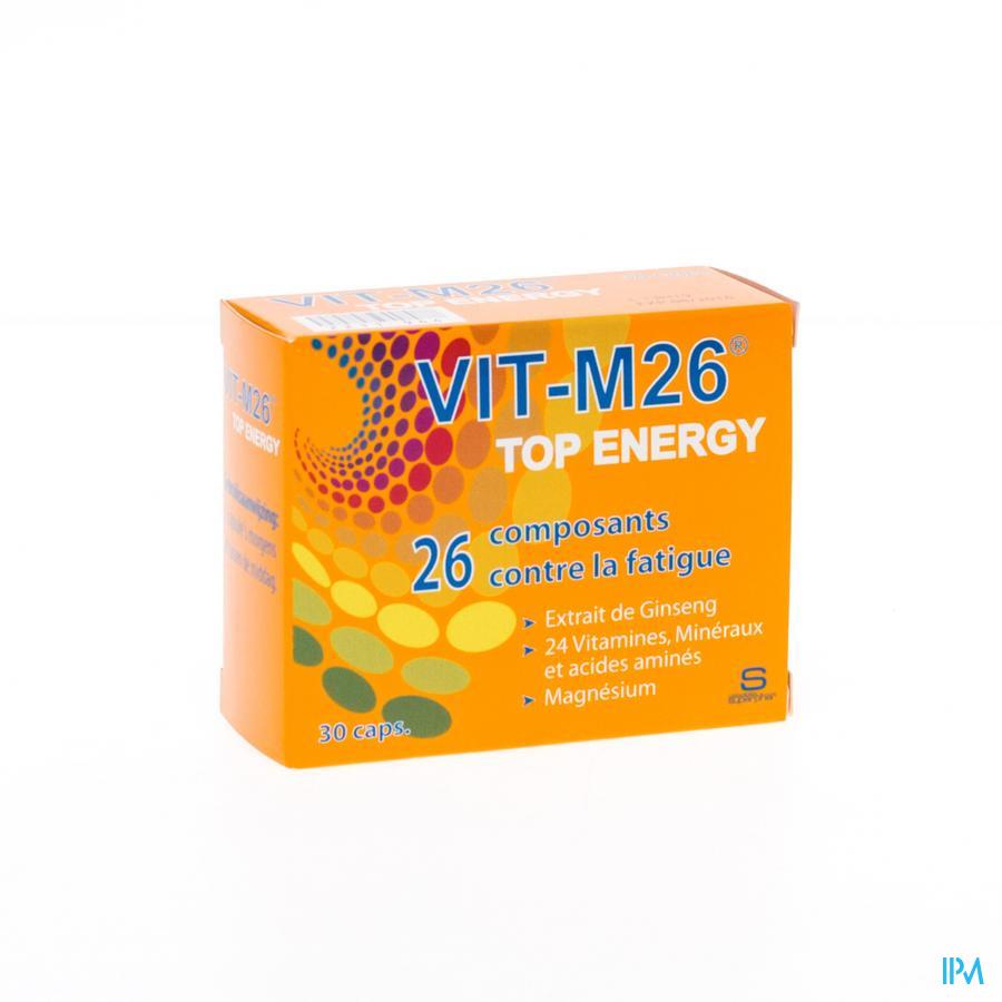 Vit M26 Top Energy Capsule 30