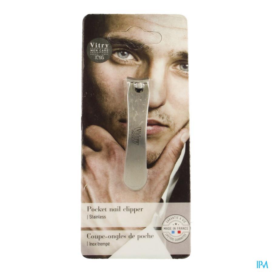 Vitry Nagelkniper Inox 70mm 1057i