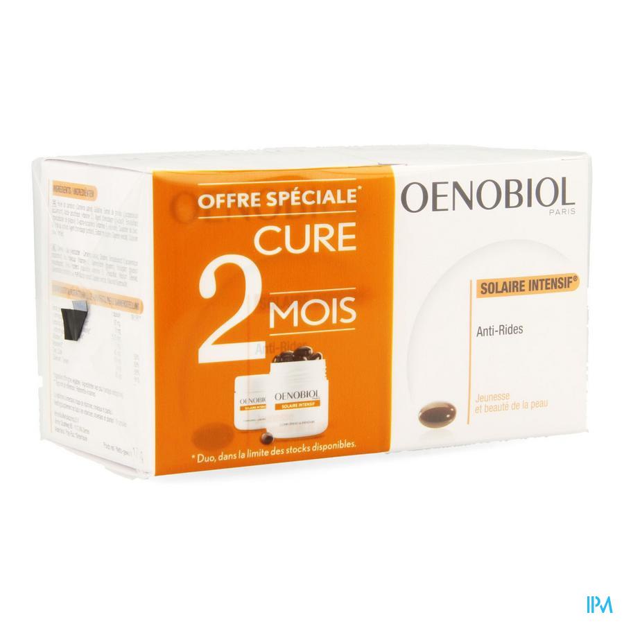OENOBIOL SOLAIRE INTENSIF ANTI-RIDES CURE 2x30 CAPS