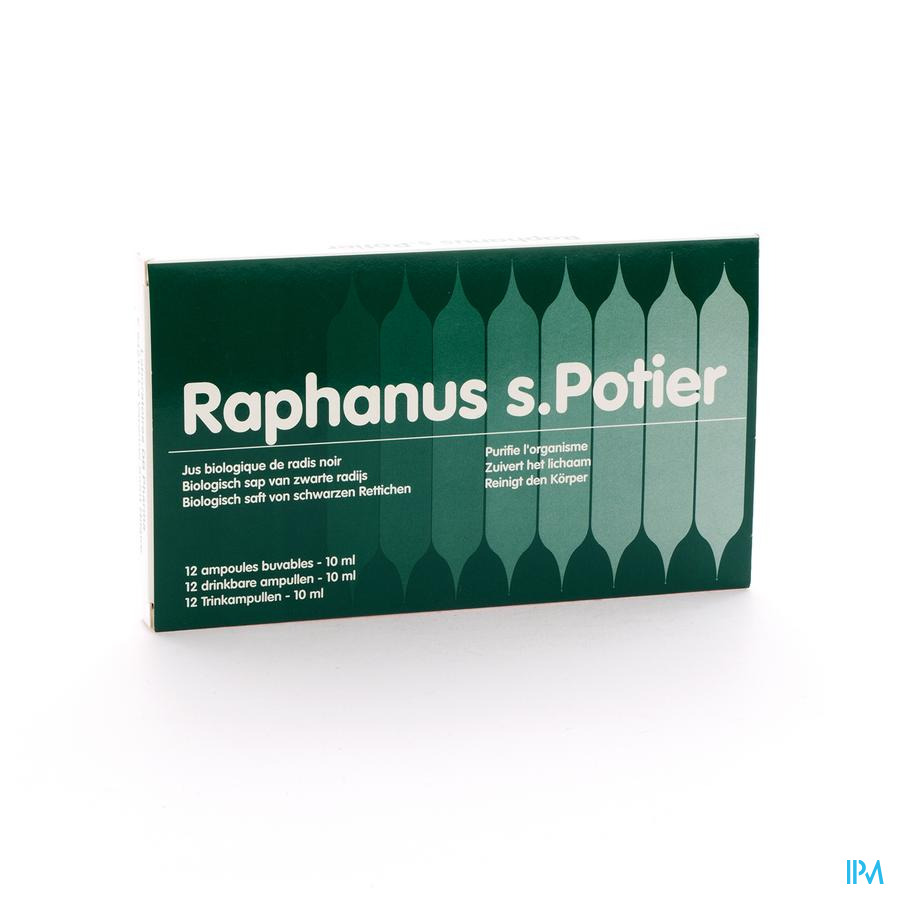 Raphanus S Pot Amp Per Os 12x10ml