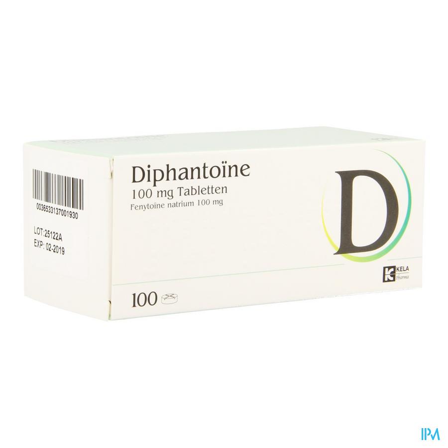 Diphantoine Tabletten 100x100 mg
