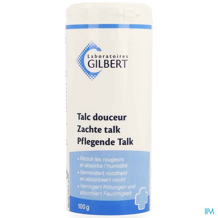 Gilbert Talk Douceur 100g