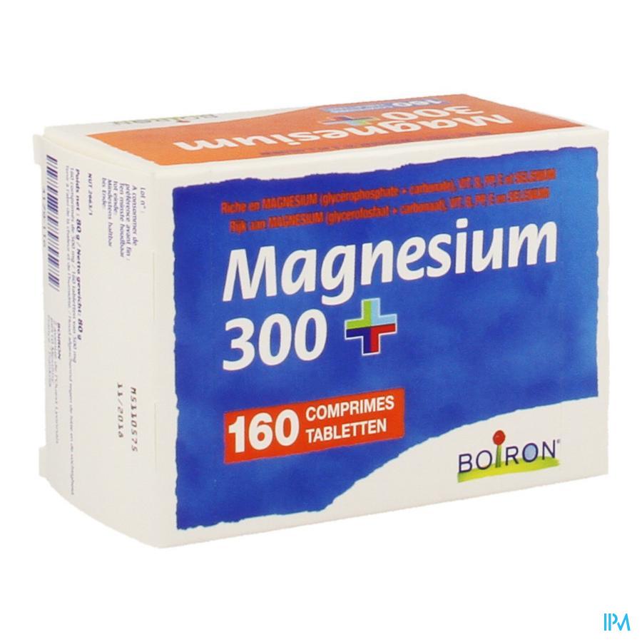 Magnesium 300+ Tabl 160 Boiron