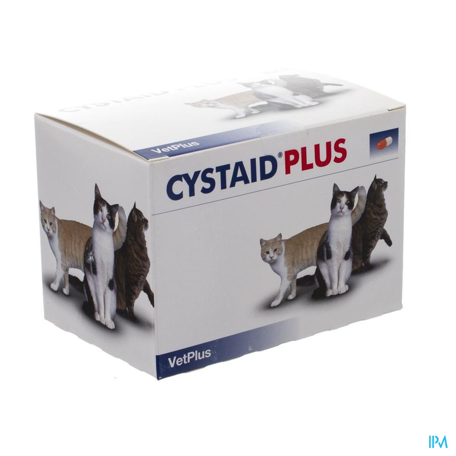 Cystaid Plus Caps 8x30