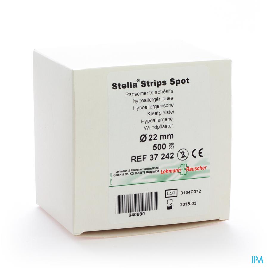Stellastrips Adhesive Spots 22,5mm 500 37242