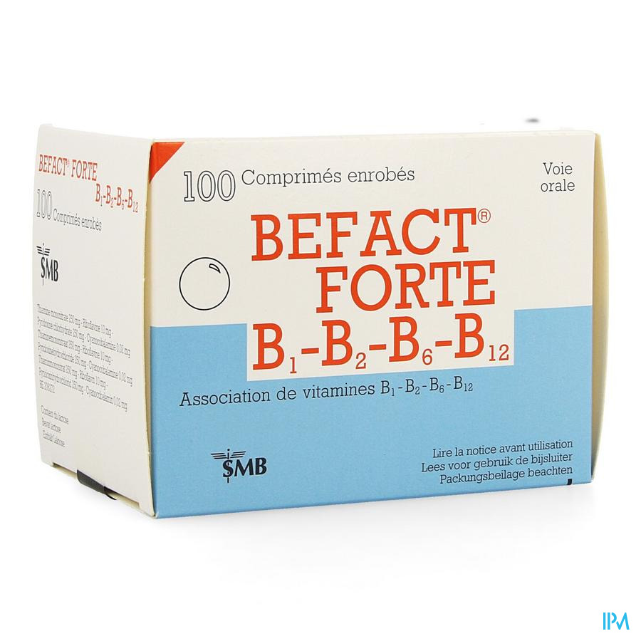 Befact Forte Dragee 100