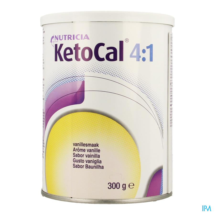 Ketocal 4/1 Vanille 300 gr 2115335