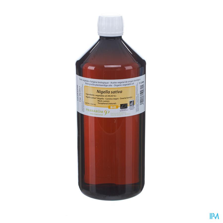 Koolzaad Bio Plant.olie 1l Pranarom