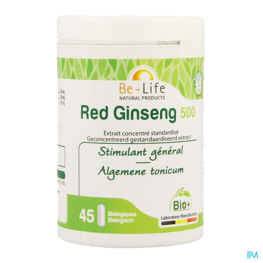 Red Ginseng 500 Capsule 45