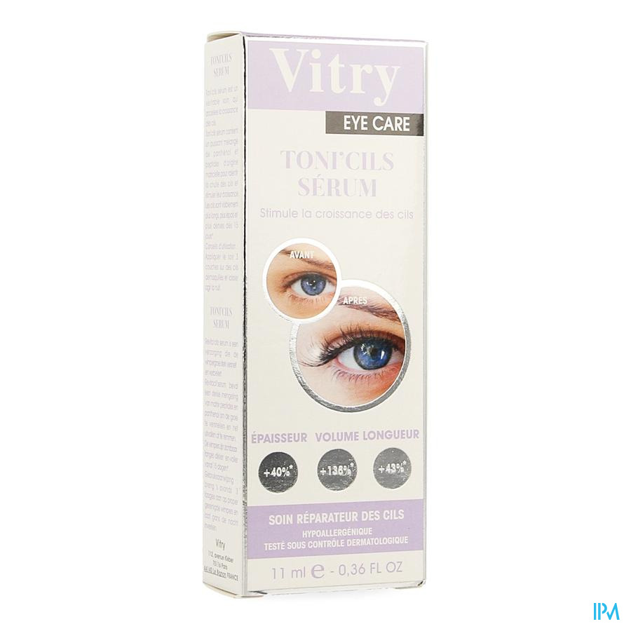 Vitry Toni'cils Serum Fl 11ml