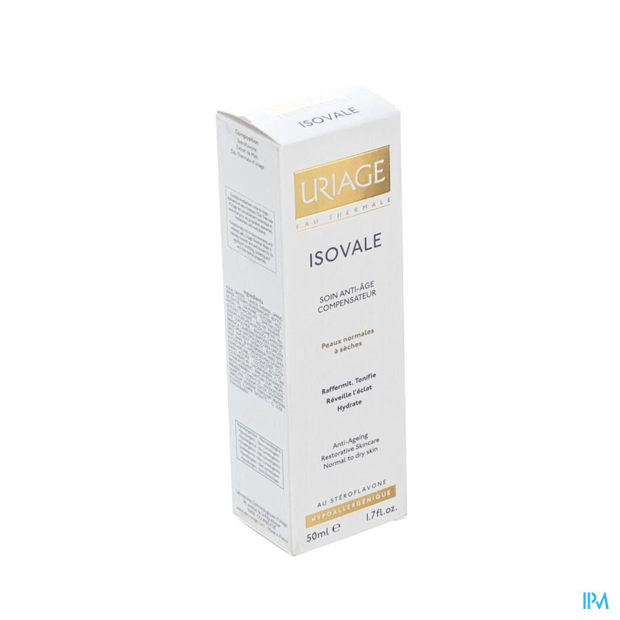 URIAGE ISOVALE CREME                          50ML