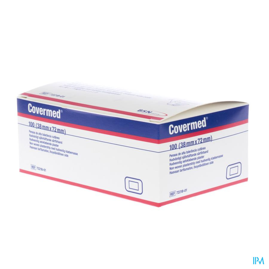 Covermed Strip 38mmx72mm 100 7221801